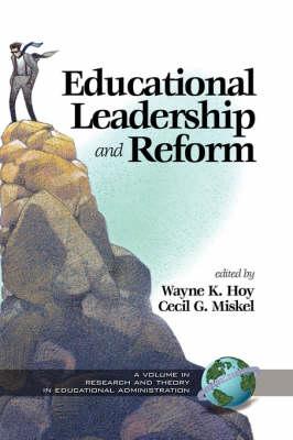 Educational Leadership and Reform (Hardback)