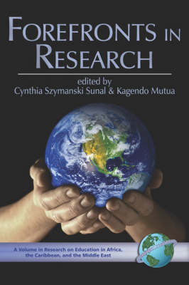 Forefronts in Research - Research on Education in Africa, the Caribbean, and the Middle East (Paperback)