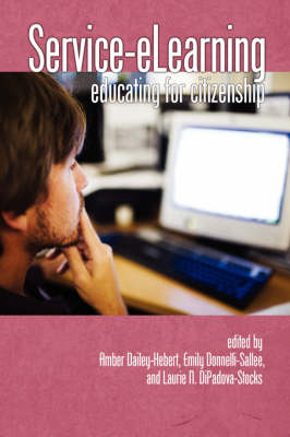 Service-elearning: Educating for Citizenship (Paperback)