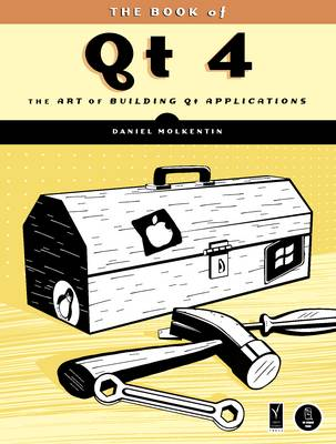 The Book Of Qt 4 (Paperback)