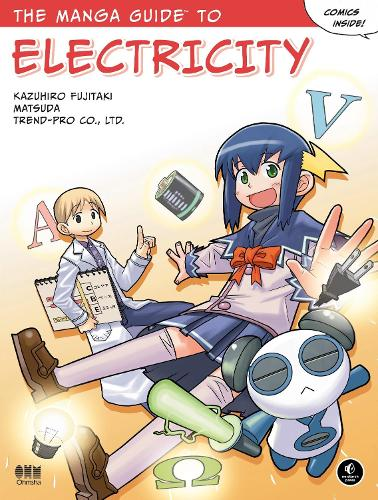 The Manga Guide To Electricity (Paperback)