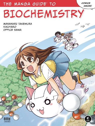 The Manga Guide To Biochemistry (Paperback)