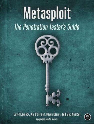 Metasploit (Paperback)