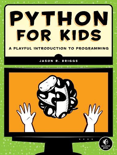 Python For Kids (Paperback)