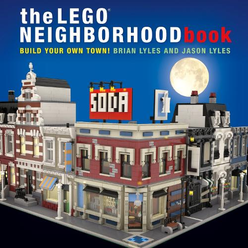 The Lego Neighborhood Book (Hardback)