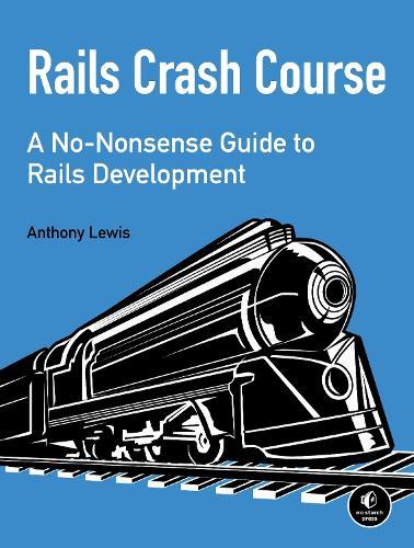 Rails Crash Course (Paperback)