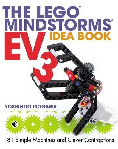 The Lego Mindstorms Ev3 Idea Book (Hardback)
