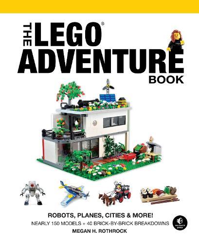 The Lego Adventure Book, Vol. 3 (Hardback)