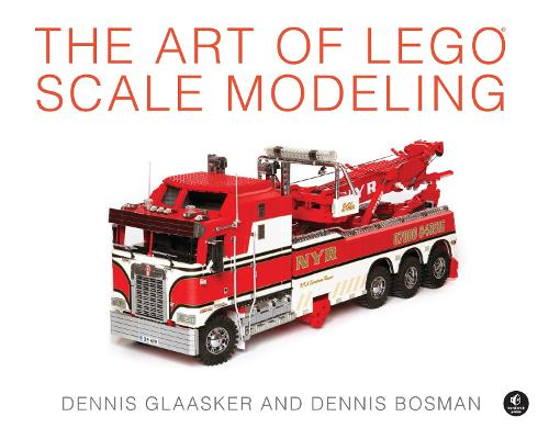 The Art Of Lego Scale Modeling (Hardback)