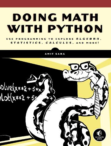 Doing Math With Python (Paperback)