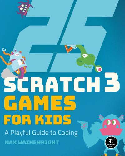 25 Scratch Games For Kids (Paperback)