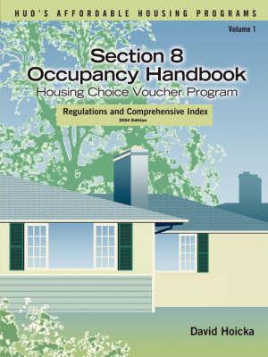 Section 8 Occupancy Handbook (Paperback)