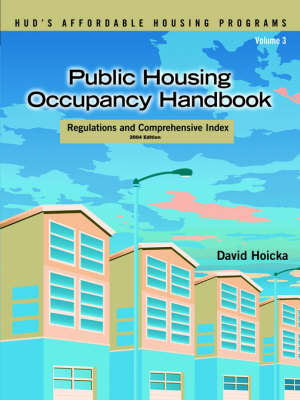 Public Housing Occupancy Handbook (Paperback)