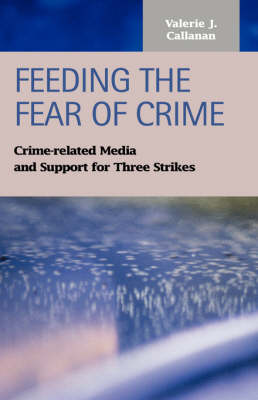 Feeding the Fear of Crime: Crime-Related Media and Support for Three Strikes (Hardback)