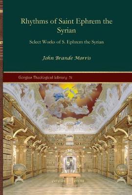 Rhythms of Saint Ephrem the Syrian (Hardback)