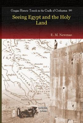 Seeing Egypt and the Holy Land (Hardback)