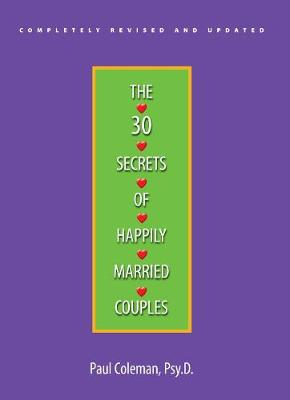 The 30 Secrets Of Happily Married Couples (Paperback)