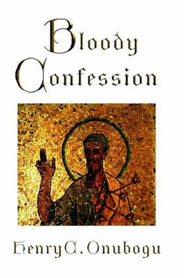 Bloody Confession (Hardback)