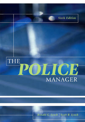 The Police Manager (Paperback)