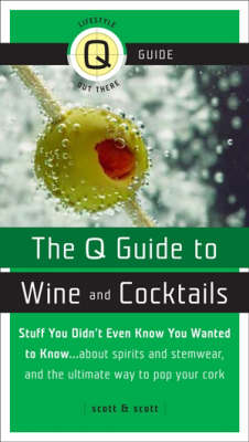 Q Guide To Wine And Cocktails (Paperback)