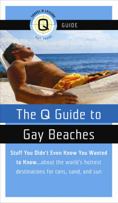 The Q Guide to Gay Beaches (Paperback)