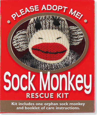 Adopt Your Own Sock Monkey