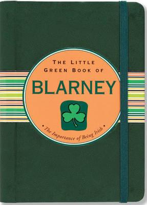 Little Green Book of Blarney (Spiral bound)