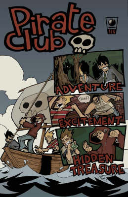 Pirate Club Volume 1 (Paperback)