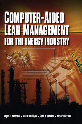 Computer-Aided Lean Management for the Energy Industry (Hardback)