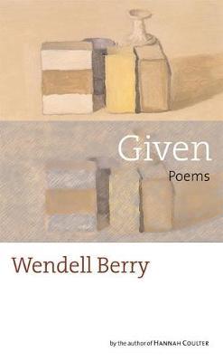 Given: Poems (Hardback)