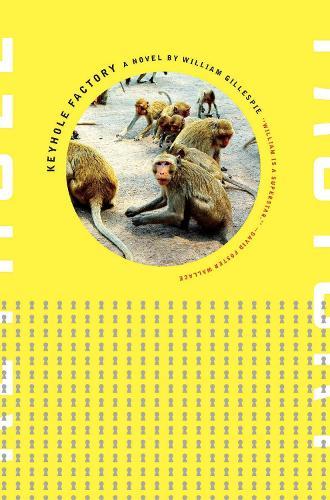 Keyhole Factory: A Novel (Paperback)