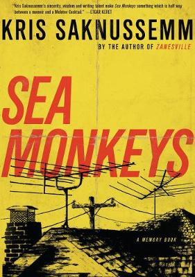 Sea Monkeys: A Memory Book (Paperback)