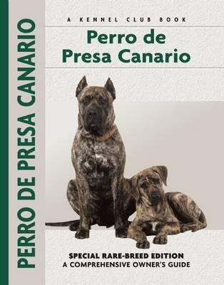 Perro De Presa Canario (Hardback)