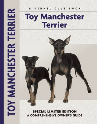 Toy Manchester Terrier (Hardback)
