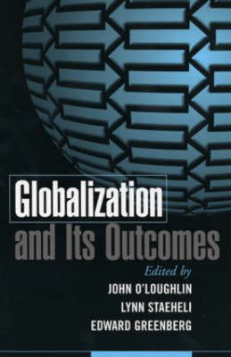 Globalization and Its Outcomes (Paperback)