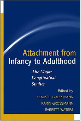 Attachment from Infancy to Adulthood: The Major Longitudinal Studies (Hardback)