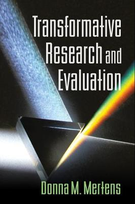 Transformative Research and Evaluation (Paperback)