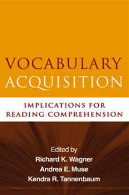 Vocabulary Acquisition (Hardback)