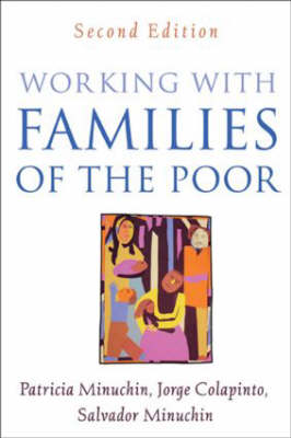 Working With Families Of The Poor: Second Edition - The Guilford Family Therapy (Paperback)