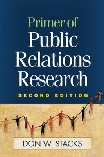 Primer of Public Relations Research (Hardback)