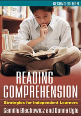 Reading Comprehension, Second Edition: Strategies for Independent Learners (Hardback)