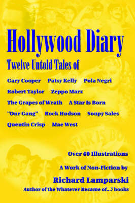 Hollywood Diary: Twelve Untold Tales (Paperback)