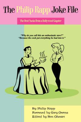 The Philip Rapp Joke File (Paperback)
