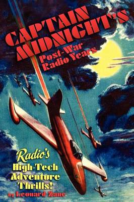Captain Midnight's Post-War Radio Years (Paperback)