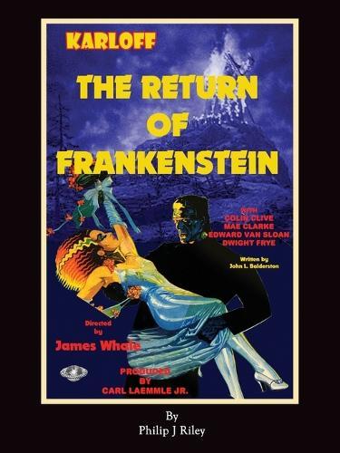 The Return of Frankenstein (Paperback)