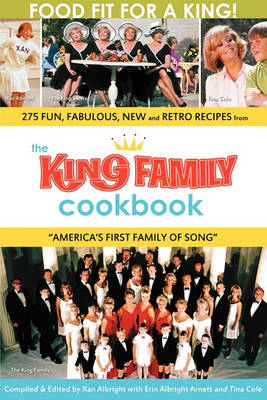 The King Family Cookbook (Paperback)