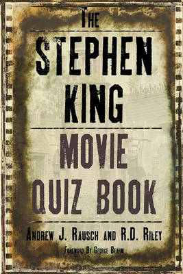 The Stephen King Movie Quiz Book (Paperback)