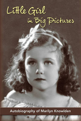 Little Girl in Big Pictures (Paperback)