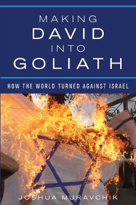 Making David into Goliath: How the World Turned Against Israel (Hardback)