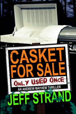 Casket for Sale (Only Used Once) (Paperback)